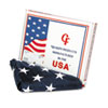 Advantus All-Weather Outdoor U.S. Flag, Heavyweight Nylon, 3 ft. x 5 ft. (AVTMBE002460)