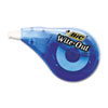 BIC Wite-Out EZ Correct Correction Tape, Non-Refillable, 1/6 x 397 (BICWOTAPP11)