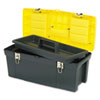Stanley Series 2000 Toolbox w/Tray, Two Lid Compartments (BOS019151M)