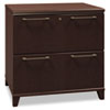 Bush 30W 2-Drawer Lateral File Enterprise Mocha Cherry (BSH2954MC03)