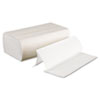 Boardwalk Multifold Paper Towels, White, 9 x 9 9/20, 250 Towels/Pack, 16 Packs/Carton (BWK6200)