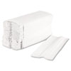 Boardwalk C-Fold Paper Towels, Bleached White, 200 Sheets/Pack, 12 Packs/Carton (BWK6220)