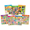 Carson-Dellosa Publishing Chartlet Set, Early Learning, 17 x 22, 1 set (CDP144131)