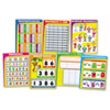 Carson-Dellosa Publishing Chartlet Set, Math, 17 x 22, 1 set (CDP144156)
