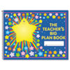 Carson-Dellosa Publishing Lesson Plan Book, 42-Week, Wirebound, 9-1/4 x 13, 96 Pages (CDP8205)
