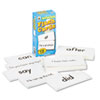 Carson-Dellosa Publishing Flash Cards, Basic Sight Words, 3w x 6h, 102/Pack (CDPCD3910)