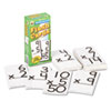 Carson-Dellosa Publishing Flash Cards, Multiplication Facts 0-12, 3w x 6h, 94/Pack (CDPCD3930)
