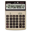 Canon TS1200TG Desktop Calculator, 12-Digit LCD (CNM1072B008)