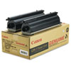 Canon 6748A003AA (GPR-7) Toner, 36600 Page-Yield, 2/Pack, Black (CNM6748A003AA)
