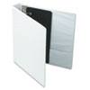 Cardinal Vinyl ClearVue XtraValue Slant D-Ring Presentation Binder, 1-1/2 Cap, White (CRD17400)