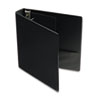 Cardinal Vinyl ClearVue XtraValue Slant D-Ring Presentation Binder, 1-1/2 Cap, Black (CRD17401)