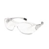 Crews Law Over the Glasses Safety Glasses, Clear Anti-Fog Lens (CRWOG110AF)