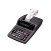 Casio DR-210TM Two-Color Desktop Calculator, 12-Digit Digitron, Black/Red (CSODR210TM)