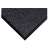 Crown Cross-Over Indoor/Outdoor Wiper/Scraper Mat, Olefin/Poly, 36 x 60, Gray (CWNCS0035GY)
