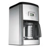 Delonghi DC514T 14-Cup Drip Coffee Maker, Stainless Steel, Black/Silver (DLODC514T)