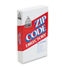 Dome Zip Code Directory, Paperback, 750 Pages (DOM5100)