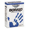 Boraxo Powdered Original Hand Soap, Unscented Powder, 5lb Box (DPR02203EA)