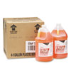 Liquid Dial Liquid Gold Antimicrobial Soap, Floral Fragrance, 1 gal Bottle, 4/Carton (DPR88047CT)