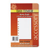 Day-Timer Lined Note Pads for Organizer, 5-1/2 x 8-1/2, 48 Sheets/Pack (DTM87228)