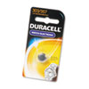 Duracell Button Cell Silver Oxide Calculator/Watch Battery, 303/357, 1.5V (DURD303357PK)