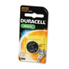 Duracell Button Cell Lithium Electronics Battery, Dl2032, 3V (DURDL2032BPK)