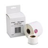 Dymo Visitor Management Time-Expiring Name Badges, Adhesive, 2-1/4 x 4, 250/Box (DYM30911)