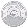 Eco-Products Compostable Cold Drink Cup Lids, Flat, Clear, 1000/Carton (ECOEPFLCC)