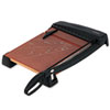 X-Acto Heavy-Duty Guillotine Paper Trimmer, Wood Base, 12x15 (EPI26315)