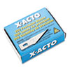 X-Acto #2 Bulk Pack Blades for X-Acto Knives, 100/Box (EPIX602)