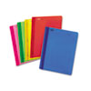 Oxford Polypropylene Report Cover, Tang Clip, Letter, 1/2 Capacity, Assorted, 25/Box (ESS99812)