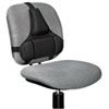 Fellowes Professional Series Back Support, Memory Foam Cushion, Black (FEL8037601)
