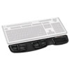 Fellowes Gel Keyboard Palm Support, Black (FEL9183201)