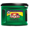 Folgers Ground Coffee, Classic Roast Decaffeinated, Ground, 22 3/5 oz., Can, 6/Carton (FOL00374CT)