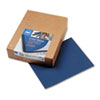 Swingline GBC Linen Textured Binding System Covers, 11 x 8-1/2, Navy, 200/Box (SWI9742450)