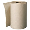 Envision Unperforated Paper Towel Rolls, 7-7/8 x 350', Brown, 12/Carton (GEP26401)