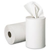 Envision Nonperforated Paper Towel Rolls, 7-7/8 x 350', White, 12/Carton (GEP28706)