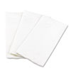 Preference 1/8 Fold Dinner Napkins, 15 x 16, White, 100/Pack (GEP31436)