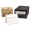 Easynap Double-Ply Embossed Dispenser Napkins, 6-1/2 x 10, White, 6000/Carton (GEP32002)