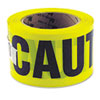 Great Neck Caution Safety Tape, Non-Adhesive, 3 x 1000' (GNS10379)