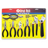 Great Neck 8-Piece Steel Pliers and Wrench Tool Set (GNS87900)
