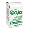 Gojo NXT Green Seal Certified Hand Wash Refill, Unscented, 1000ml Box (GOJ216508)