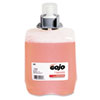 Gojo Luxury Foam Hand Wash Refill for FMX-20 Dispenser, Cranberry Scented (GOJ526102)
