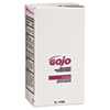 Gojo RICH PINK Antibacterial Lotion Soap Refill, 5000 mL, Floral Scent,Pink, 2/Carton (GOJ7520)
