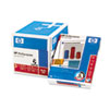Hp Multipurpose Paper, 96 Bright, 20lb, Letter, White, 2500 Sheets/Carton (HEW115100)