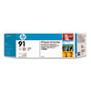 Hp C9466A (HP 91) Ink Cartridge, Light Gray (HEWC9466A)
