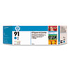 Hp C9467A (HP 91) Ink Cartridge, Cyan (HEWC9467A)