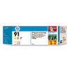Hp C9469A (HP 91) Ink Cartridge, Yellow (HEWC9469A)