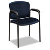 Hon Tiempo Guest Arm Chair without Casters, Mariner (HON4605NT90T)