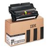 Infoprint Solutions Company 75P6052 High-Yield Toner, 12000 Page-Yield, Black (IFP75P6052)