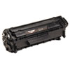 Innovera 104 Compatible, Remanufactured, 0263B001AA (104) Toner, 2000 Yield, Black (IVR104)